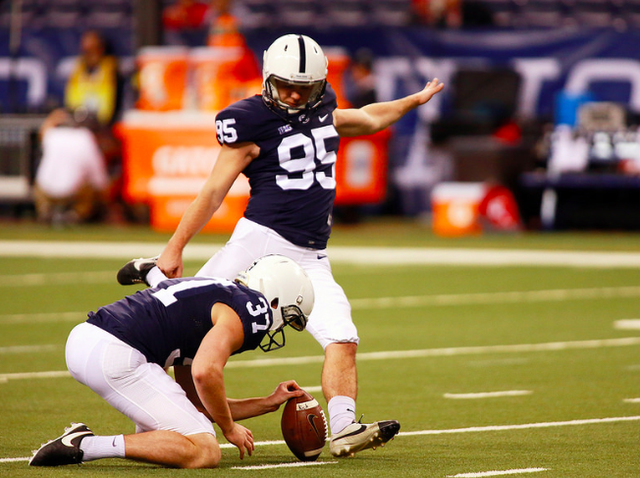 Penn State Football Mailbag: Kicking, Sacks And Return TDs
